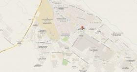 Mapa Consulado Barinas Venezuela