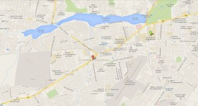 Mapa Consulado Cuba BURKINA FASO
