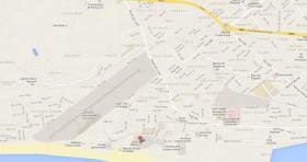 Mapa Consulado Cuba Benin