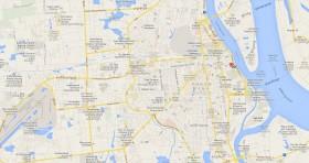 Mapa Consulado Cuba Camboya