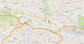 Mapa Consulado Cuba Caracas Venezuela