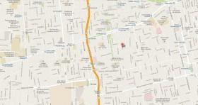 Mapa Consulado Cuba Chile