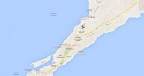 Mapa Consulado Cuba Dixinn Conakry Guinea