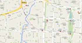 Mapa Consulado Cuba Guangzhou China