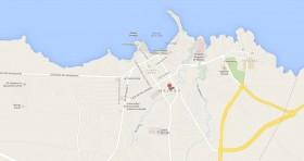 Mapa Consulado Cuba Guinea Ecuatorial
