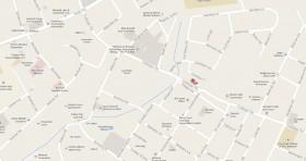 Mapa Consulado Cuba Jamaica