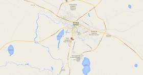 Mapa Consulado Cuba KAZAJISTAN