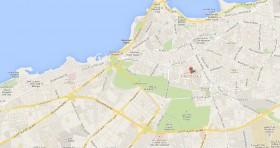 Mapa Consulado Cuba Libia