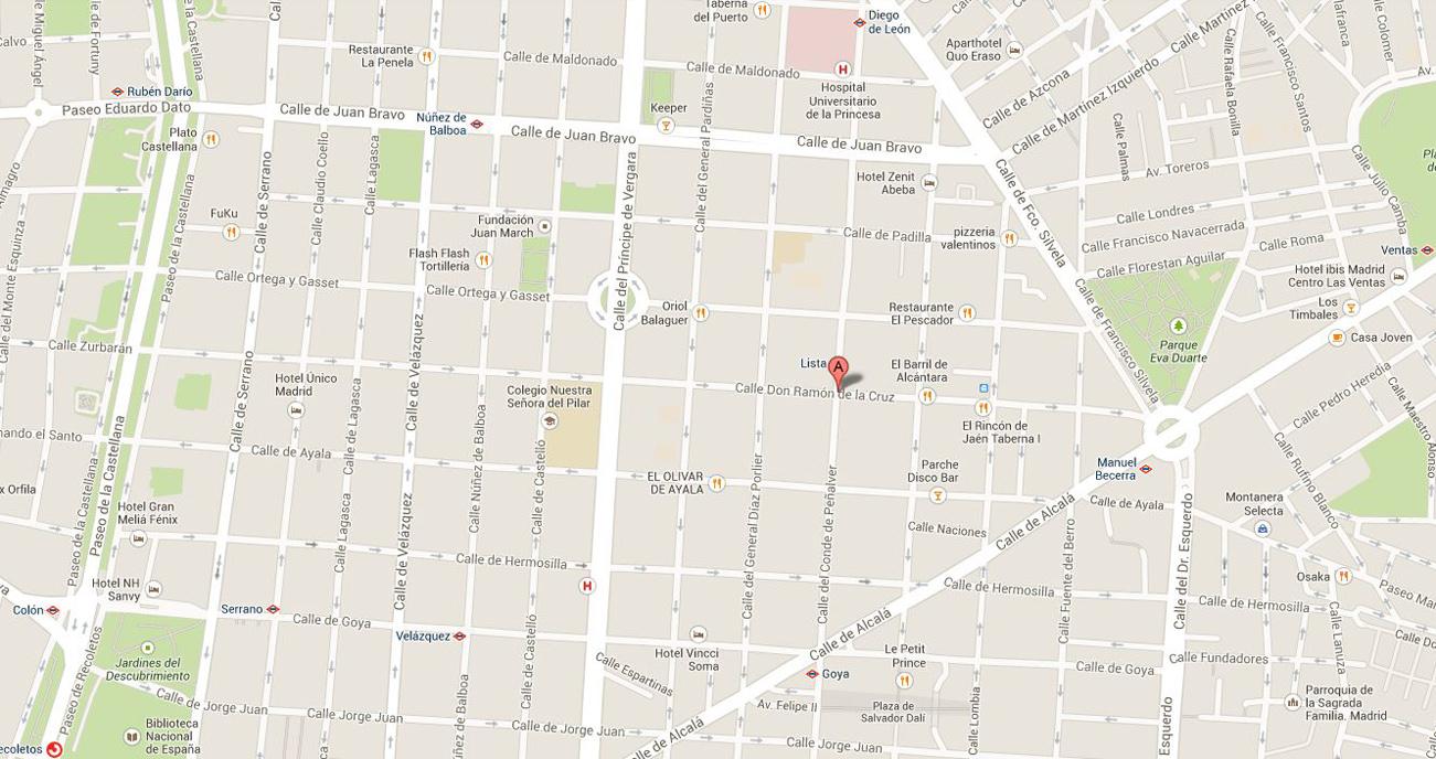 Consulado de cuba madrid espa a - Consulado argentino en madrid telefono ...