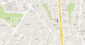 Mapa Consulado Cuba Mexico Cancun