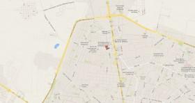 Mapa Consulado Cuba Mexico Merida
