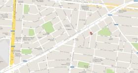 Mapa Consulado Cuba Mexico Monterrey