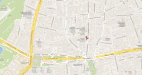 Mapa Consulado Cuba Moscu Rusia