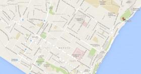 Mapa Consulado Cuba Mozambique