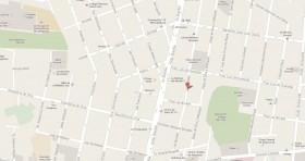 Mapa Consulado Cuba Paraguay