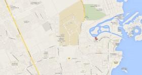 Mapa Consulado Cuba Qatar