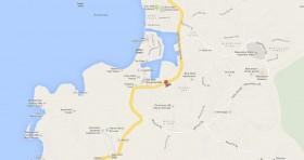 Mapa Consulado Cuba Santa Lucia