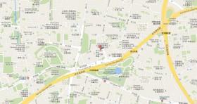 Mapa Consulado Cuba Shanghai China