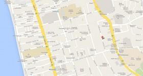 Mapa Consulado Cuba Sri Lanka y Maldivas