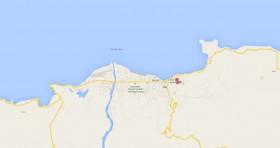 Mapa Consulado Cuba Timor Oriental