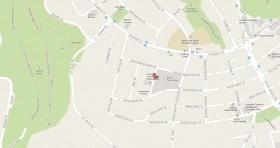 Mapa Consulado Cuba Turquía