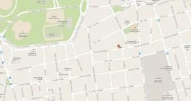 Mapa Consulado Cuba Uruguay