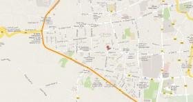 Mapa Consulado Cuba Yemen