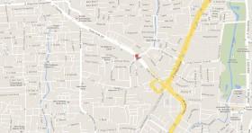 Mapa Consulado Cuba indonesia
