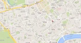 Mapa Consulado Gran Bretaña