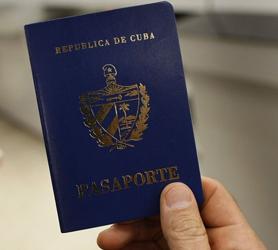 Pasaporte-cubano